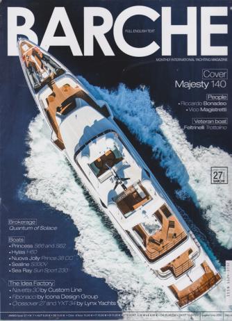 Barche - n. 7 - luglio 2020 - mensile