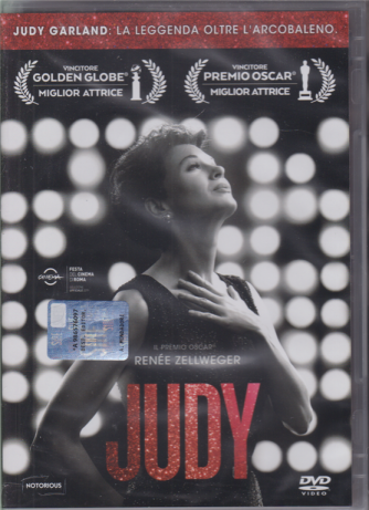 I Dvd Cinema di Sorrisi - n. 26 - Judy - 30/6/2020 - settimanale