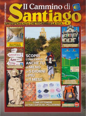 Bbc History Travel Mega - Il cammino di Santiago - n. 4 - bimestrale - luglio - agosto 2020 -