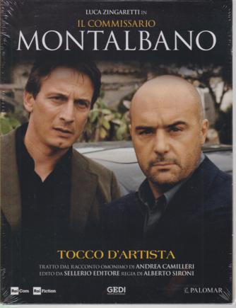 Luca Zingaretti in Il commissario Montalbano - Tocco d'artista - n. 12 - 30/6/2020 - settimanale