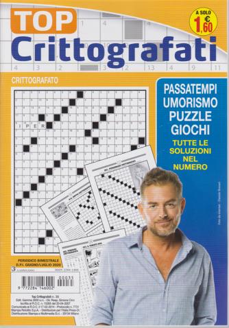 Top Crittografati - n. 35 - bimestrale - giugno - luglio 2020 -
