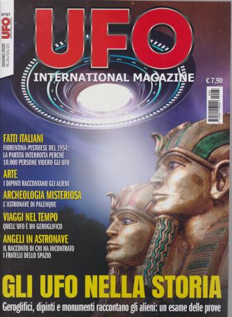 Ufo international magazine - n. 87 - giugno 2020 - mensile