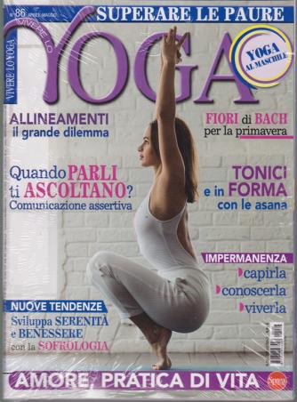 Vivere Lo Yoga + cd In viaggio - di Massimo Kyo Di Nocera - n. 86 - bimestrale - 5/4/2019 - rivista + cd