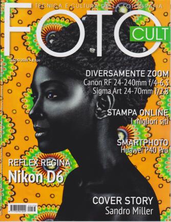 Foto Cult - Reflex Regina Nikon D6 - n. 173 - luglio 2020 - mensile