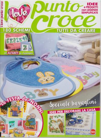 I Love Punto Croce - n. 2 - bimestrale - luglio - agosto 2020 -
