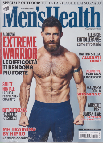 Men's Health - n. 216 - mensile - maggio - giugno 2020 + Alto Adige Sudtirol