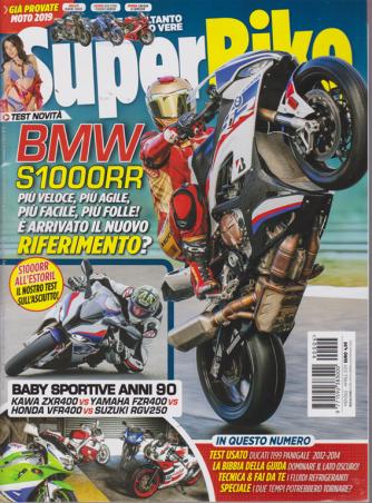 Superbike Italia - n. 4 - mensile - aprile 2019 -