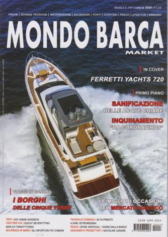 Mondo Barca Market - n. 247 - luglio 2020 - mensile