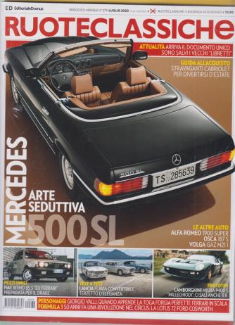 Ruoteclassiche + Leggenda Alfa Romeo - Gli uomini - n. 379 - mensile - luglio 2020 - 2 riviste