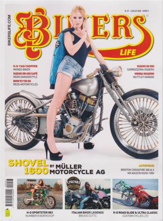 Bikers Life - n. 7 - luglio 2020 - mensile