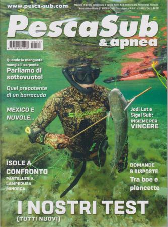 Pescasub & Apnea - n. 370 - mensile - luglio 2020
