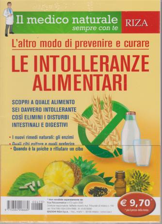 Riza Psicosomatica - Le intolleranze alimentari - n. 473 - luglio 2020