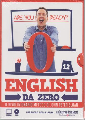 English da zero - n. 12 - settimanale -