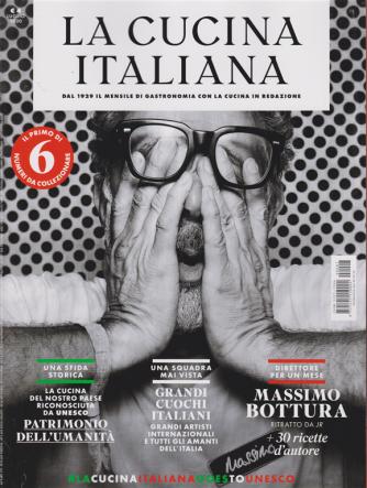 La cucina italiana - n. 7 - luglio 2020 - mensile