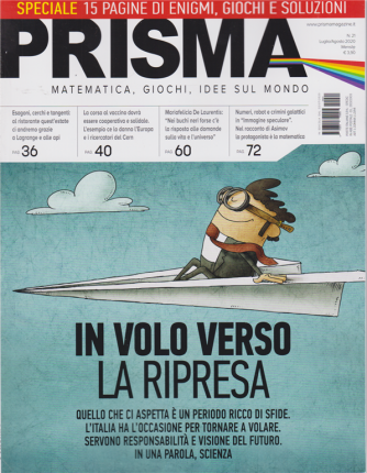 Prisma - n. 21 - luglio - agosto 2020 - mensile