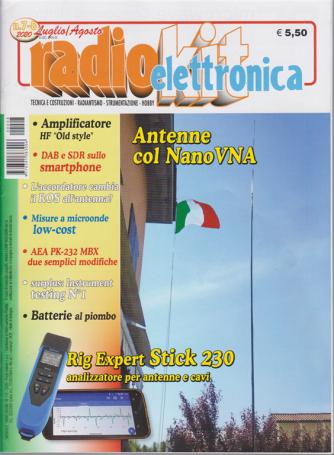 Radiokit Elettronica - n. 8 - 30/6/2020 - mensile -