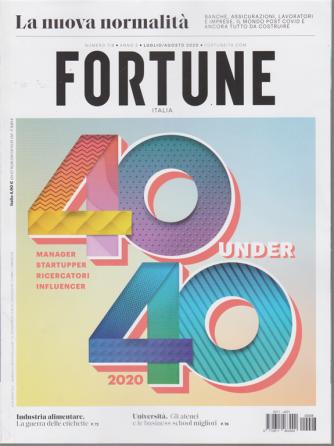 Fortune Italia - n. 8 - luglio - agosto 2020 -