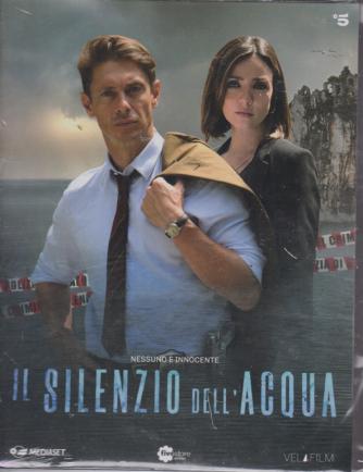 Il silenzio dell'acqua - regia di Pier Belloni - 2 dvd + booklet - n. 2 - 5 aprile 2019 -