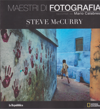 Maestri di fotografia raccontati da Mario Calabresi - Steve McCurry - n. 7 -