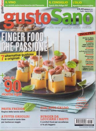 Gustosano - Luglio-Agosto 2020 - n. 63 - mensile -