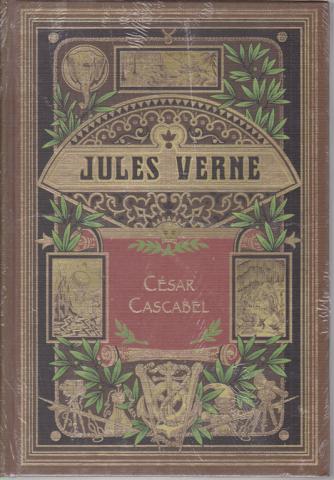 Jules Verne - Cesar Cascabel - n. 41 - settimanale - 4/7/2020 - copertina rigida