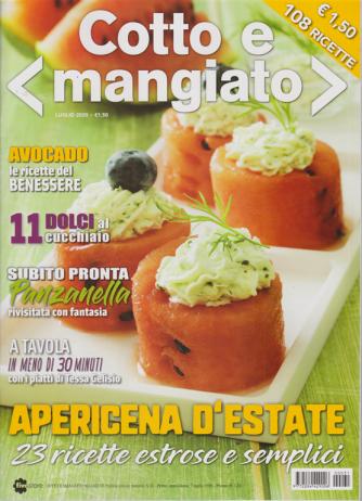 Cotto e Mangiato -n. 31 - mensile - 7 luglio 2020 - 108 ricette