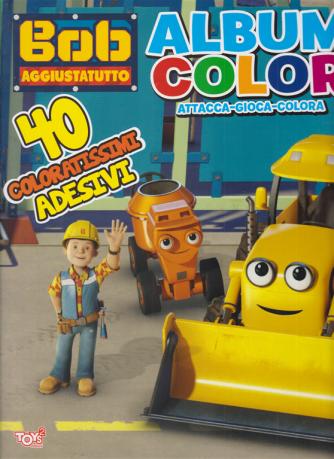 Toys2 Pocket - Bob Aggiustatutto - Album color - n. 53 - bimestrale - 25 giugno 2020