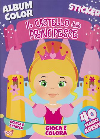 Toys2 Color - Album color - Il castello delle principesse - n. 45 - bimestrale - 18 giugno 2020 -
