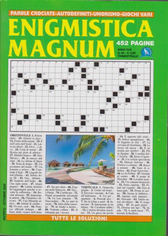 Enigmistica Magnum - n. 90 - trimestrale - 452 pagine