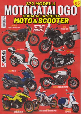 Motocatalogo - Guida alla scelta Moto & Scooter - n. 1 - luglio - agosto 2020 - annuario