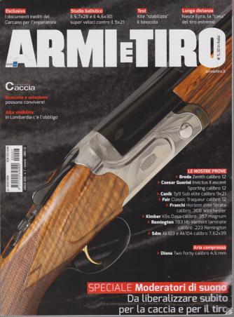 Armi e  Tiro - n. 7 - mensile - luglio 2020 -