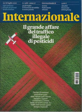 Internazionale - n. 1366 - 10/16 luglio 2020 - settimanale