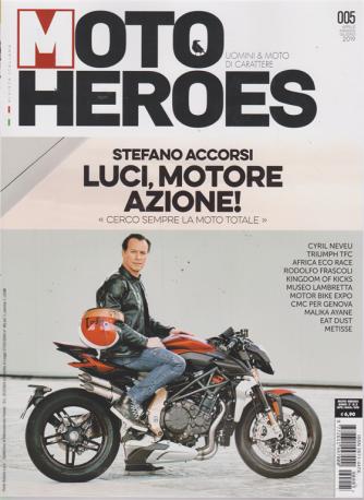 Moto Heroes - n. 5 - aprile/maggio/giugno 2019 -