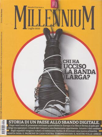 Fq Millennium - n. 36 - mensile - luglio 2020