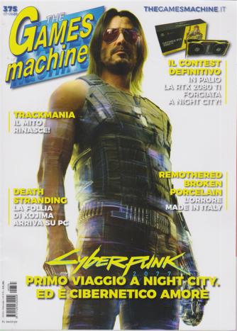 The Games Machine - n. 375 - 7/8/2020 - mensile