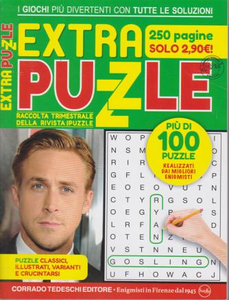 Extra Puzzle - n. 7 - luglio - settembre 2020 - trimestrale - 250 pagine - più di 100 puzzle