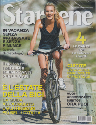 Starbene - n. 20 - agosto 2020 - settimanale