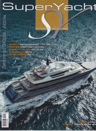 Superyacht International - n. 66 - trimestrale - 29/6/2020 -