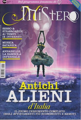 Rti Magazine - Mistero Mag n. 73 - 5 aprile 2019 - mensile