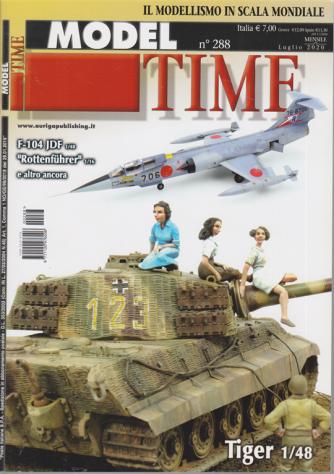 Model Time - n. 288 - mensile - luglio 2020
