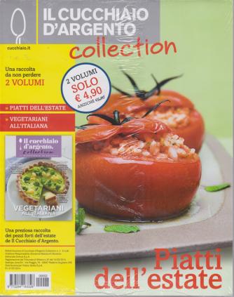 Il cucchiaio d'argernto collection - 2 volumi - Piatti dell'estate -