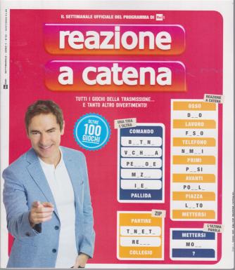 Reazione a Catena - n. 2 - settimanale - 16/7/2020