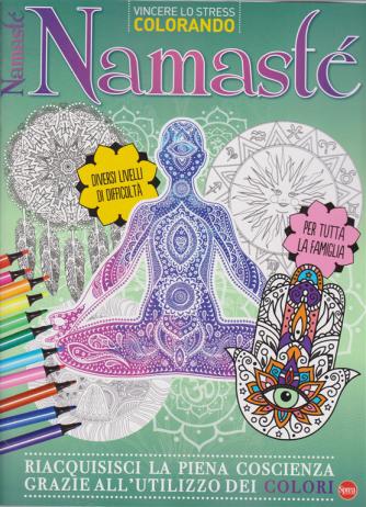 Color Relax Speciale - Namastè - n. 2 - bimestrale - luglio - agosto 2020