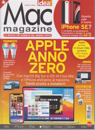 Mac Magazine - n. 139 - mensile - 15/7/2020