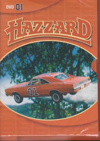 Hazzard Dvd - Dvd 1 con 3 episodi - prima uscita