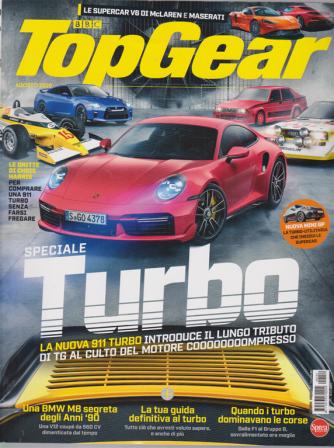 Bbc Top Gear - n. 152 - mensile - 16/7/2020 -