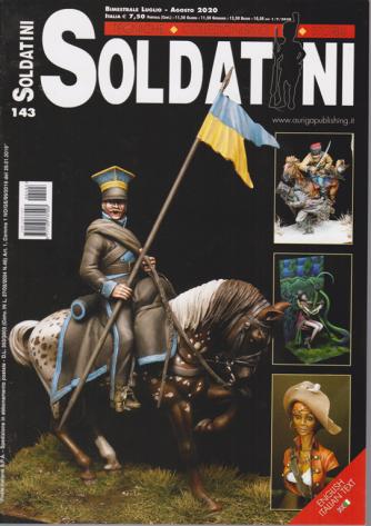 Soldatini - n. 143 - bimestrale - luglio -agosto 2020 -