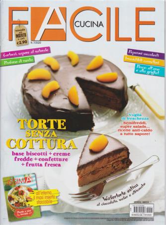 Facile Cucina - n. 7 - 17/7/2020 - mensile