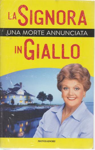 I Libri di Sorrisi Pocket - n. 7 - La signora in giallo - Una morte annunciata - 16/7/2020 - settimanale