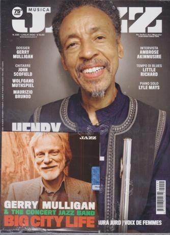 Musica Jazz - n. 836 - luglio 2020